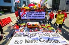 Căng thẳng quan hệ Philippines-Canada về vấn đề rác thải