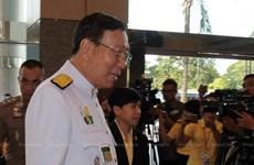 Ông Pornpetch được bầu làm Chủ tịch Thượng viện Thái Lan