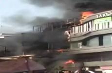 Cháy trung tâm thương mại ở Ấn Độ, ít nhất 7 người thiệt mạng