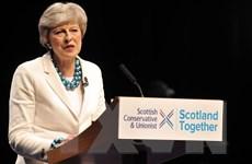 [Video] Những khoảnh khắc của bà May trên cương vị Thủ tướng Anh