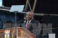 Tổng thống Nam Phi cam kết đẩy lùi tham nhũng và chấn hưng kinh tế