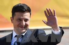 Tân Tổng thống Zelensky kêu gọi Nga thả các thủy thủ Ukraine