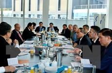 TP Hồ Chí Minh đẩy mạnh hợp tác với bang Hessen nước Đức