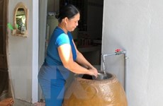 Bến Tre đầu tư hơn 750 tỷ đồng cung cấp nước sạch cho cù lao Minh