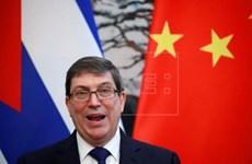 Trung Quốc và Cuba nhất trí tăng cường hợp tác song phương