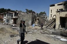 IS nhận tiến hành vụ đánh bom trung tâm huấn luyện quân sự ở Kabul