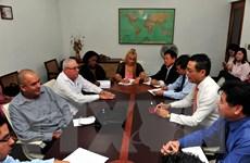 Hợp tác sản xuất lúa gạo Việt Nam-Cuba bắt đầu chặng đường mới