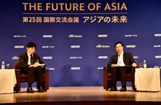 Hoạt động của Phó Thủ tướng Phạm Bình Minh tại Nhật Bản