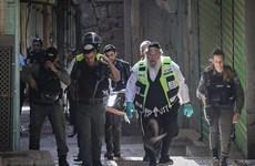 Israel: Tấn công bằng dao khiến 2 người bị thương ở Jerusalem