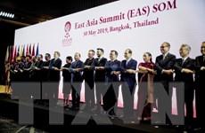 Việt Nam thúc đẩy các sáng kiến hợp tác mới Cấp cao Đông Á