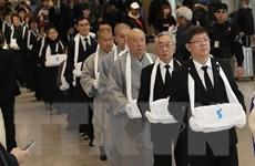 Nhật-Hàn đàm phán về vấn đề kiểm tra hải sản và lao động khổ sai