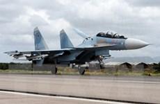 Nga bác bỏ thông tin tiêm kích Su-35 gây nguy hiểm cho máy bay Mỹ