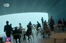 [Video] Bữa ăn diệu kỳ của nhà hàng nằm dưới lòng đại dương
