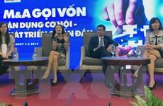 Cơ hội cho doanh nghiệp Việt trong các thương vụ mua bán, sáp nhập