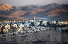 Đại sứ Mỹ: Israel có thể giữ lại các khu vực thuộc Bờ Tây