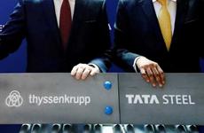EU phủ quyết kế hoạch sáp nhập tập đoàn thép Thyssenkrupp-Tata