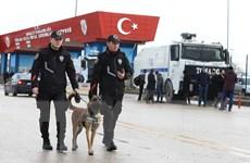 Thổ Nhĩ Kỳ bắt giữ nhiều đối tượng tình nghi liên quan đến tổ chức IS