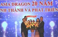 ASIA Dragon - mái nhà chung của người Việt vùng biên giới CH Séc