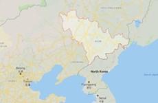 Nổ gần biên giới Trung Quốc-Triều Tiên gây rung chấn nhẹ