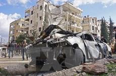 Đánh bom xe tại thành phố miền Đông Bắc Syria