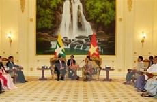 Myanmar luôn dành ưu tiên cho các doanh nghiệp Việt Nam