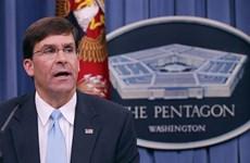 [Video] Ông Mark Esper được chỉ định là quyền Bộ trưởng Quốc phòng Mỹ
