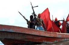 Hải tặc biến vùng biển Tây Phi trở thành nơi nguy hiểm nhất thế giới