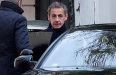Cựu Tổng thống Pháp Nicolas Sarkozy sẽ bị xét xử vì tội hối lộ