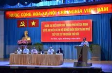 Bí thư TP.HCM trả lời cử tri về trường hợp ông Đoàn Ngọc Hải