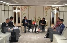 Thúc đẩy hiệu quả quan hệ đối tác chiến lược Việt Nam-Indonesia
