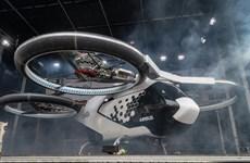 Paris dự kiến triển khai dịch vụ taxi bay phục vụ Olympics Paris 2024