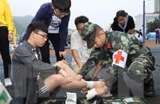 Trung Quốc: Số người bị thương trong động đất ở Tứ Xuyên tiếp tục tăng