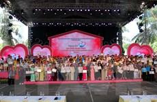 TP Hồ Chí Minh: Tuyên dương 100 gia đình văn hóa, hạnh phúc tiêu biểu