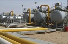 Năm đường ống dẫn dầu ngoài khơi của Syria bị phá hoại