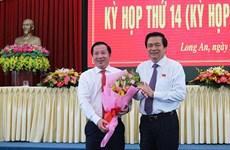Phê chuẩn kết quả bầu bổ sung Phó Chủ tịch UBND tỉnh Long An