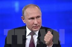 Tổng thống Nga gia hạn lệnh cấm nhập khẩu thực phẩm của EU