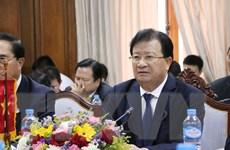 Dành ưu tiên cao nhất vun đắp quan hệ Việt Nam-Lào phát triển