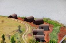 Lâm Đồng: Đập bỏ công trình sai phạm trong Khu Du lịch hồ Tuyền Lâm