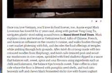 [Video] Hà Nội lọt tốp tour du lịch ẩm thực nổi tiếng nhất thế giới