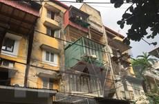 Tháo gỡ khó khăn trong cải tạo chung cư cũ ở các thành phố lớn