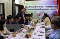 Đẩy mạnh hợp tác Việt Nam-Ấn Độ thông qua khoa học công nghệ