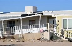[Video] Cận cảnh thiệt hại do động đất 7,1 độ tại Nam California