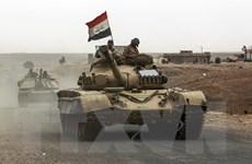 Iraq mở rộng truy quét IS trên hoang mạc và các địa hình hiểm trở
