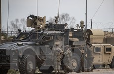 Washington gợi ý Đức cử bộ binh tới Syria thay thế binh sỹ Mỹ
