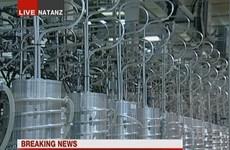 Iran xác nhận cấp độ làm giàu urani vượt ngưỡng 4,5%