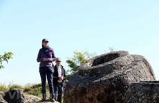 Lào: Cánh đồng Chum Xiengkhouang được công nhận là di sản thế giới