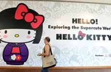 Chủ thương hiệu Hello Kitty bị EU phạt 6,9 triệu USD vì độc quyền
