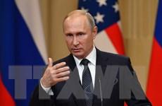 Tổng thống Nga Putin khẳng định không muốn trừng phạt Gruzia