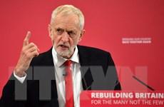 Công đảng Anh kêu gọi một cuộc trưng cầu ý dân mới về Brexit