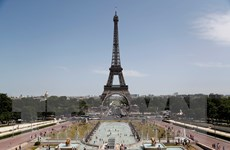 Paris ban bố tình trạng khẩn cấp về khí hậu sau đợt nóng kỷ lục